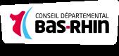 Logo conseildepartemental67 sur fond couleur wwwnoir quadri
